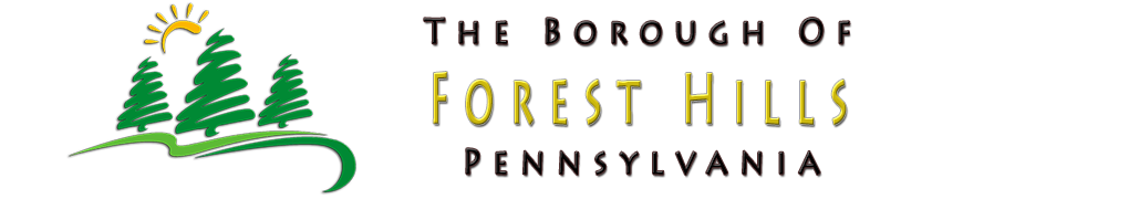 Local Tax Information – Forest Hills Borough